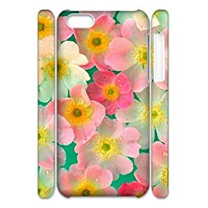 linJUN FENGPetals Custom 3D Cover Case for iphone 4/4s,diy phone case ygtg516751