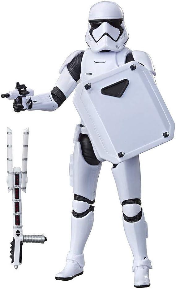 Star Wars - Figura de acción de soldado de asalto de la Primera ...