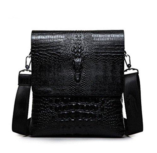 à main sac A mode sac ZXH de hommes crocodile épaule diagonale modèle nouveaux à main SBTqwR