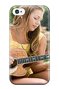 High Quality Shock Absorbing Case For Iphone 4/4s-colbie Caillat