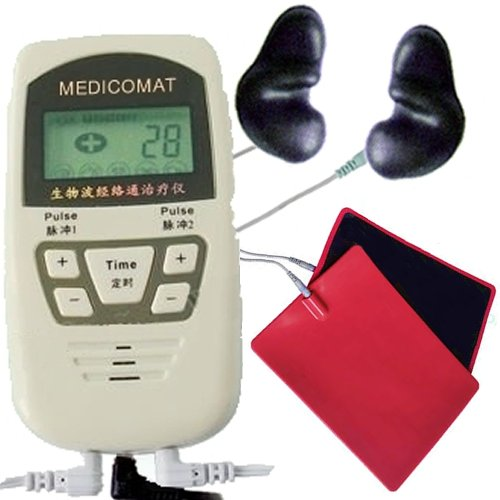 Spa Treatments Medicomat Spa Plate Body Balance Massage Acupuncture by Medicomat