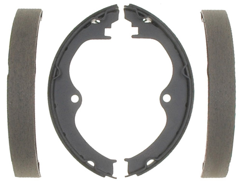 Raybestos 556PG Professional Grade Parking Brake Shoe Set - Drum in Hat