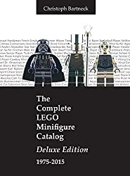 The Complete Lego Minifigure Catalog 1975-2015: Deluxe Edition