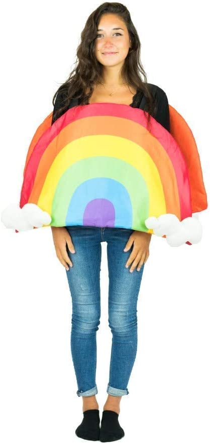 Bodysocks® Disfraz de Arco Iris Niño: Amazon.es: Juguetes y juegos