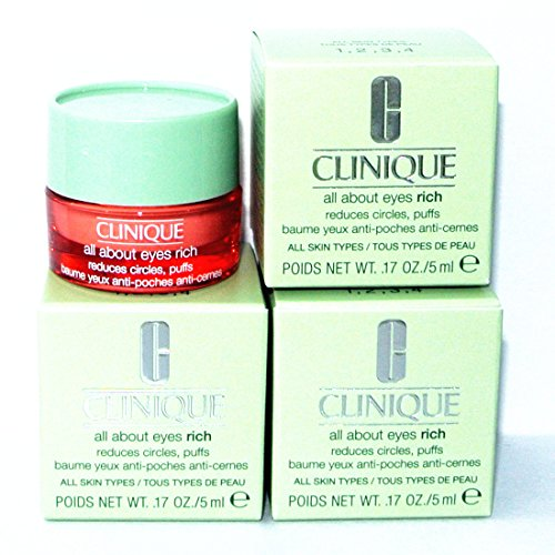 Clinique All About Eyes Rich Cream - 1