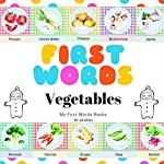 First Words: Vegetables | Jill White