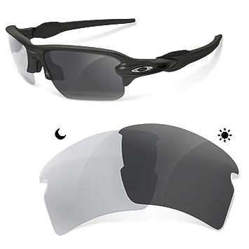 e64d31eea1 sunglasses restorer Lentes de Recambio Fotocromáticas para Oakley Flak 2.0:  Amazon.es: Deportes y aire libre