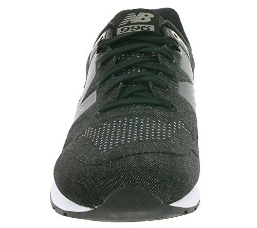 New Balance 996 RE-Engineered Herren Sneaker Schwarz Black
