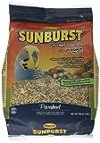 Higgins Sunburst Gourmet Food Mix for Parakeet, Large, 2 Lbs