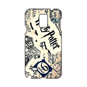 Evil-Store Harry Potter 3D Phone Case for Samsung Galaxy Note4