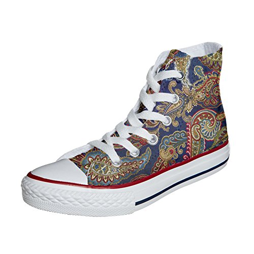 All Produkt Converse High 34 mys Personalisierte EU Schuhe Customized Handwerk Size Unisex Star R5gcUSq