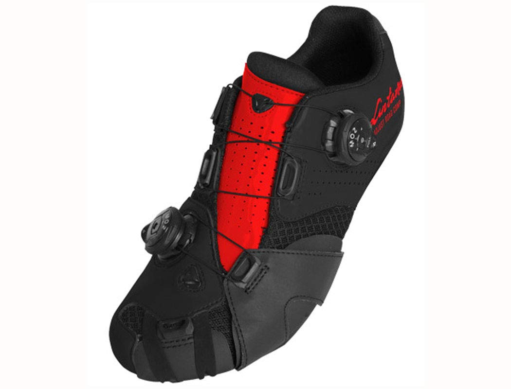 Size 43 Sidi Gas Motorcycle Boot Black//Yellow Fluo