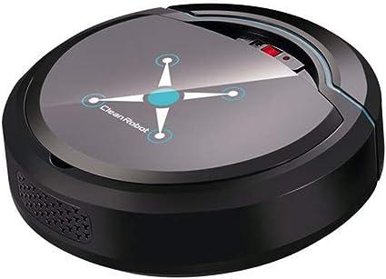 Robot Aspirapolvere Lavapavimenti Roomba Pulitore Automatico Animali Robot Domestico per la Pulizia dei Pavimenti per Lavapavimenti e Potente ed Autonomo per Polvere bianco