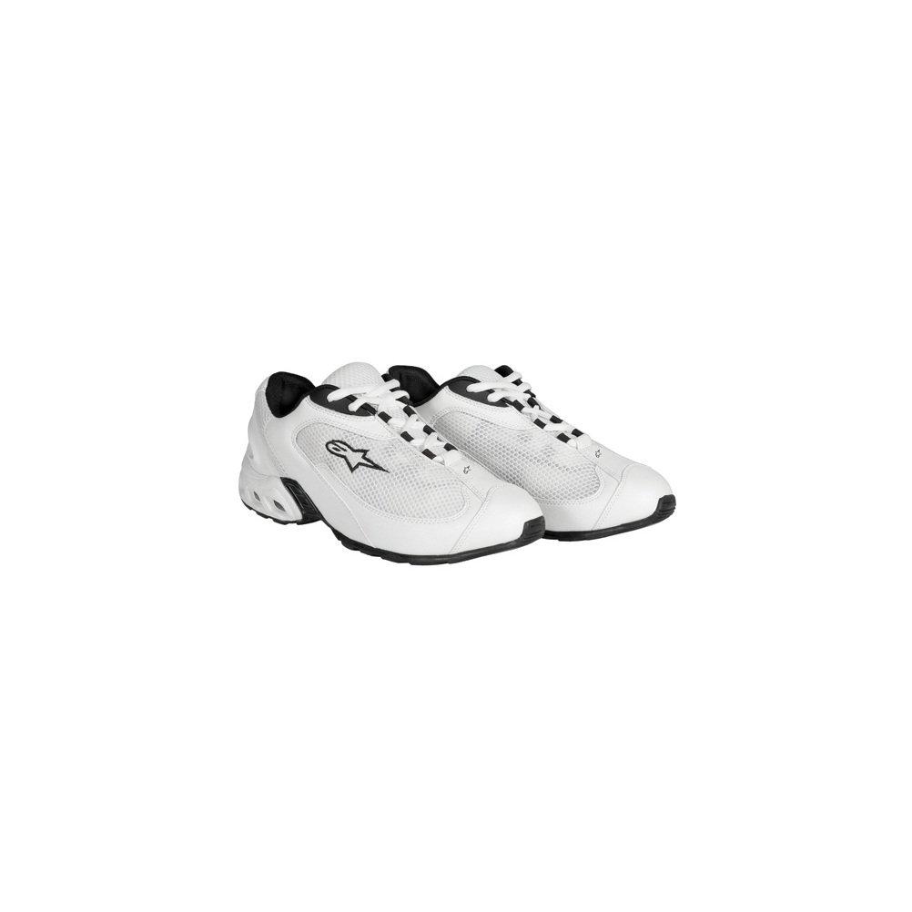 Alpinestars - Zapatillas para deportes de exterior para hombre blanco blanco, color blanco, talla 12 (46): Amazon.es: Zapatos y complementos