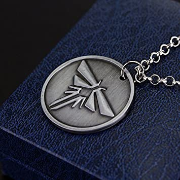 Buy heybroh the last of us firefly pendant limited collectors item buy heybroh the last of us firefly pendant limited collectors item from ps3 ps4 game online at low prices in india amazon aloadofball Image collections