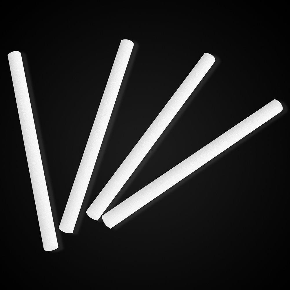 GLOGLOW Filter Cotton Sticks, USB Humidifier Replacement Sponges Refill Stick Mini Portable Absorbent Sponge Sticks
