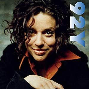 Ani DiFranco at the 92nd Street Y Speech
