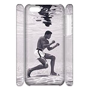Iphone 5C 3D Custom Phone Back Case with Ali Image
