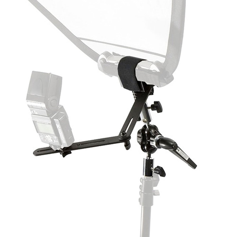 Lastolite LL LA2430 TriGrip Stand and Flash Bracket