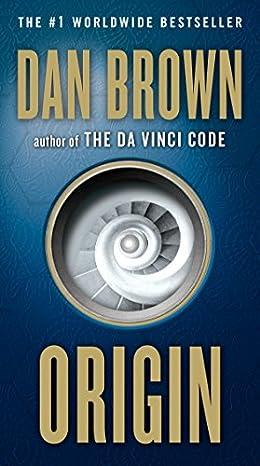 origin dan brown book review