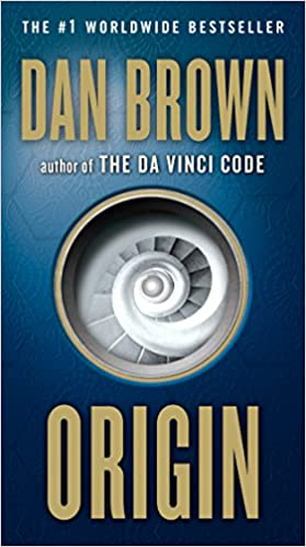 5994653f4 Amazon.com  Origin  A Novel (Robert Langdon) (9780525563709)  Dan ...