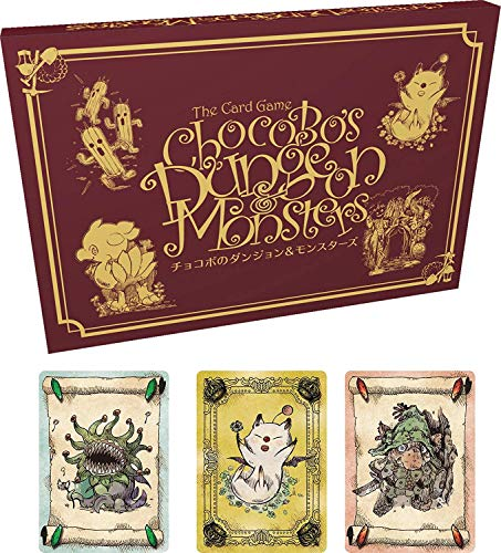 (Square Enix Chocobo's Crystal Hunt: Dungeons & Monsters Card Game)