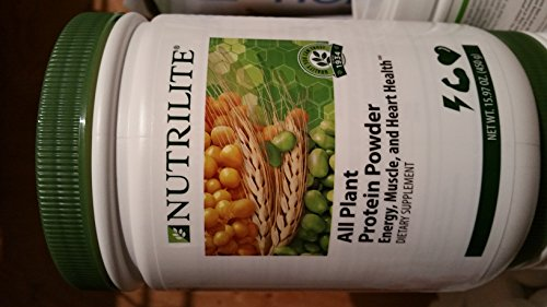 Nutrilite All Plant Protein Powder Dietary Supplement