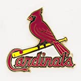 MLB St. Louis Cardinals 49750011 Collector Pin Jewelry Card