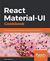 React Material-UI Cookbook Front Cover