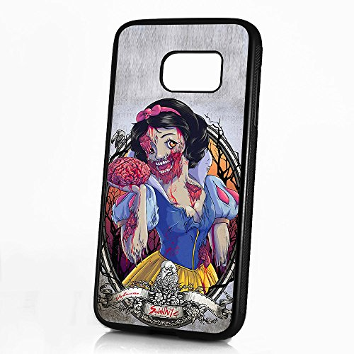 (( For Samsung Galaxy S8+ / S8 Plus ) Phone Case Back Cover - HOT10304 Zombie Snow)