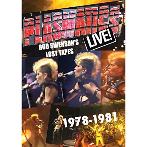 DVD : Plasmatics - PLASMATICS Live Swenson\'s Lost Tapes 1978-81 (DVD)