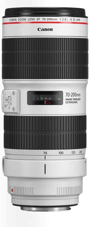 Canon Telephoto Zoom Lens Ef 70 200 Mm F2 8l Is Iii Camera Photo