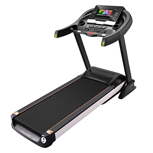 5.0HP Folding Electric Treadmill Fitness Equipment Motorized Running Machine Gym Home by ferty