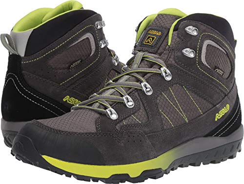 - Asolo Landscape GV Hiking Boot - Men's - 12 - Grey Lime