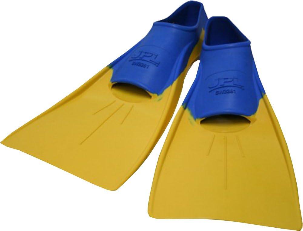 JPL New Swim Fins Shoe Shape Water Sports Swim Training Swimming Flippers Pair
