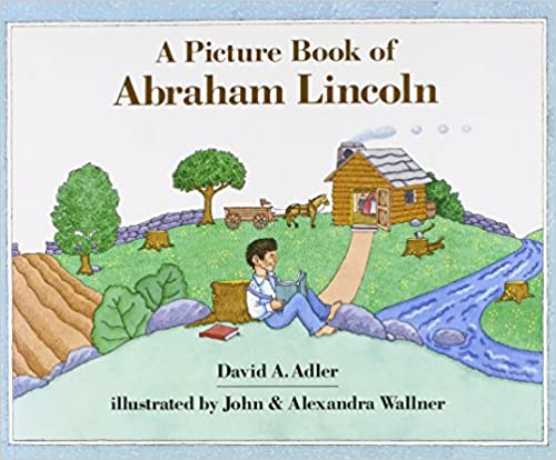 A Picture Book of Abraham Lincoln (Spoken word CD with Book) (Picture Book Biography)