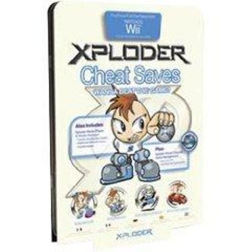 Xploder Wii Cheat Saves