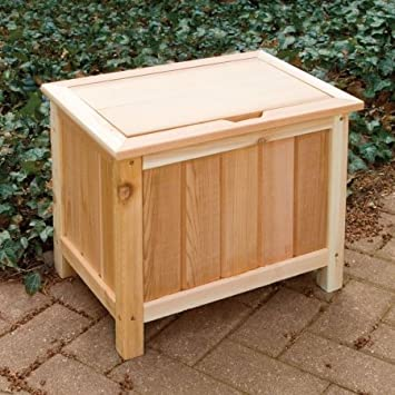 Cedar Creek 1219 Small Outdoor Storage Boxes