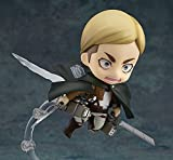 Good Smile Attack on Titan: Commander Erwin Smith Nendoroid Action Figure