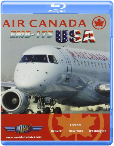 Dca Collections - Air Canada EMB-175 USA [Blu-ray]