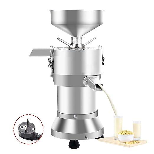 IDABAY Maquina de leche de soja Soymilk Eléctrica Comercial grande ...