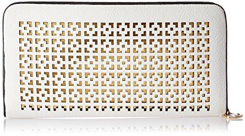 Lino Perros Women's Clutch (White)