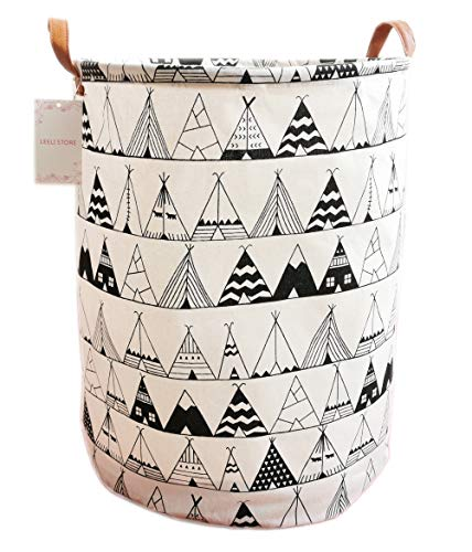 LEELI Canvas Storage Basket