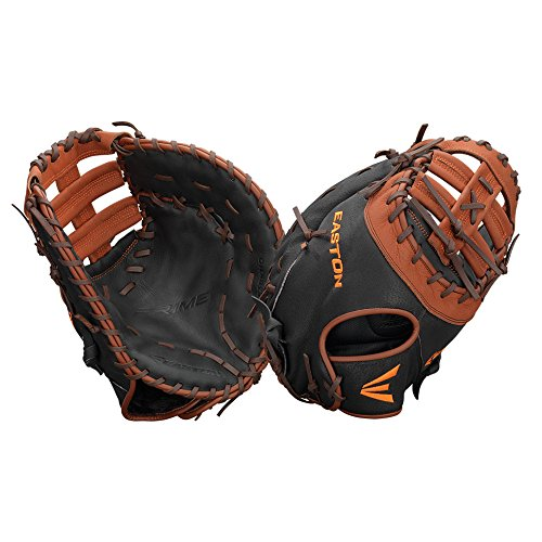 Easton Prime Series Pme3 Bkmo Left Hand Throw 12.5 in 1B (Gold Glove Series First Base)
