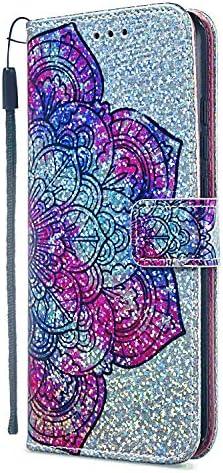 iPhone 11 Pro Max PUレザー ケース, 手帳型 ケース 本革 ポーチケース 財布 カバー収納 耐摩擦 ビジネス 手帳型ケース iPhone アイフォン 11 Pro Max レザーケース