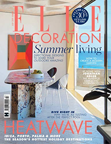 Decoration Elle - Elle Decoration - British Edition