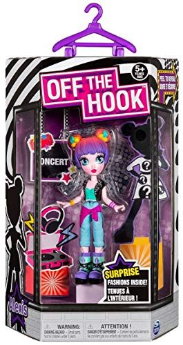 Off the Hook Mix and Match Fashion Doll - Alexis Red Hair