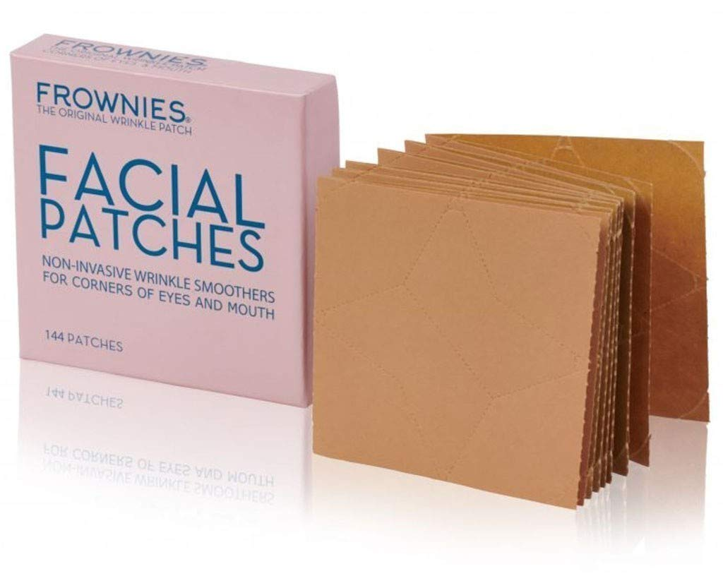 Amazon Frownies Forehead Between Eyes 144 Patches Facial