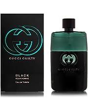 Gucci Guilty Pour Homme Black EDT 50 ml, 1 opakowanie (1 X 50 ml)