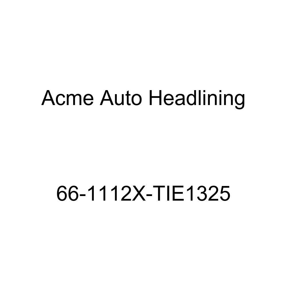 Acme Auto Headlining 62-1121-TIE1325 Green Replacement Headliner 1962 Buick Skylark 2 Door Coupe
